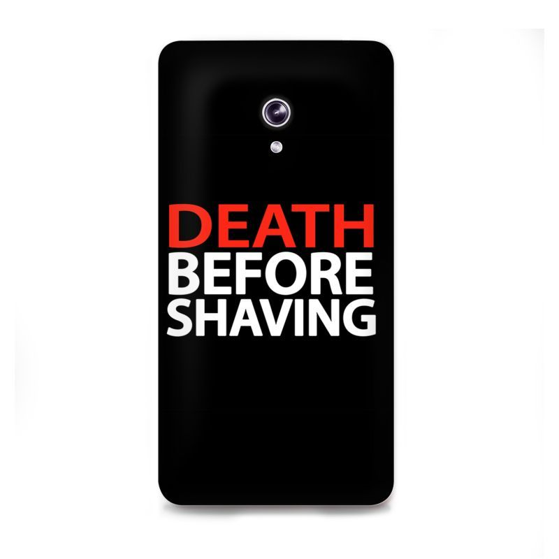 death before shaving mobile cover for asus zenfone 5 beard india. Black Bedroom Furniture Sets. Home Design Ideas